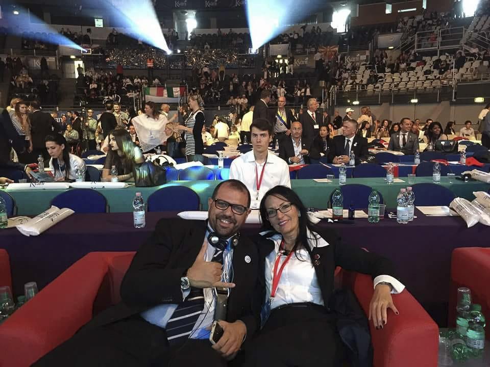 Corrado Cavarra & Birgit Kozicke