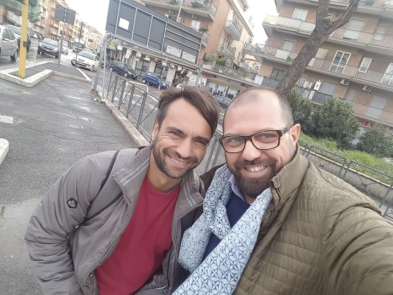 Corrado Cavarra e Daniele Nardi