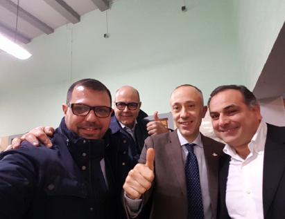 Corrado Cavarra & Luigi Di Salvo