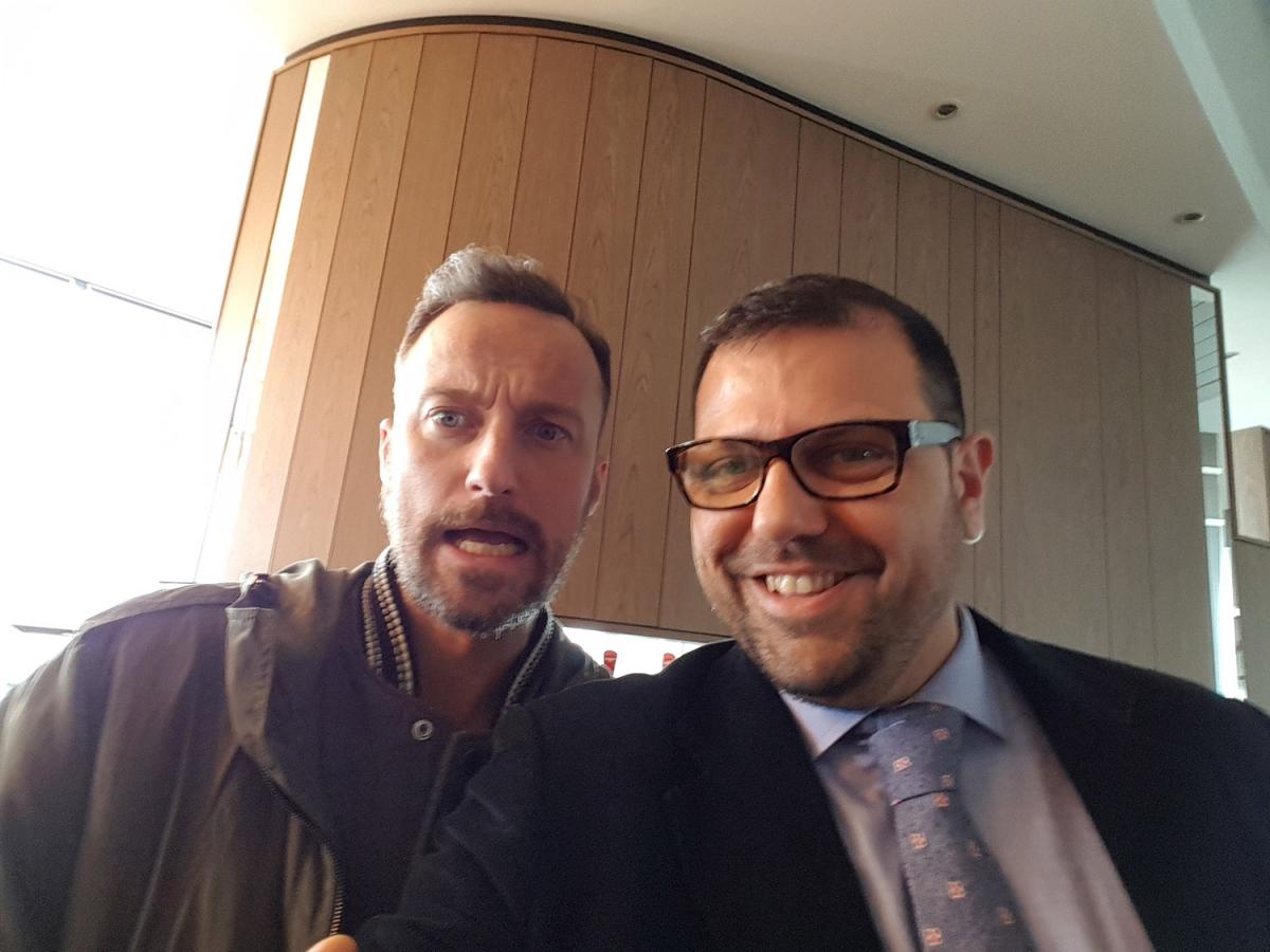Corrado Cavarra & Francesco Facchinetti