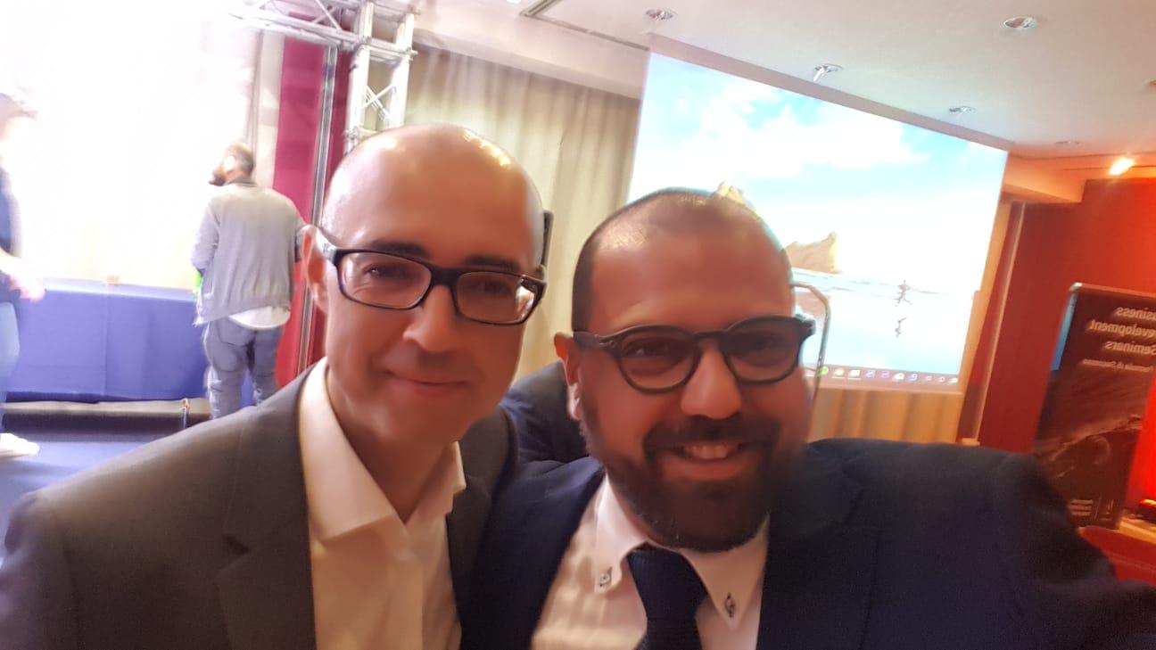 Corrado Cavarra & NORBERT JANECZEK